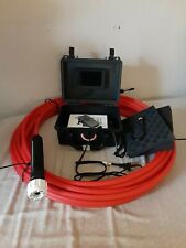 Sewer Pipe drain cleaner snake inspection camera sytem cable replacement