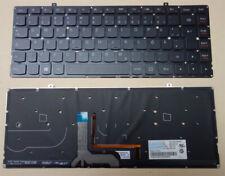 TASTIERA originale con illuminazione QWERTZ de per Lenovo IdeaPad Yoga 2 Pro 13