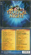 TROPICAL NIGHT ( 2 CD ) avec BOB SINCLAR, MAGIC SYSTEM, LESLIE, CORNEILLE, ASSA
