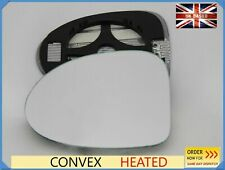 For Renault Twingo 2008-2010  Wing Mirror Glass Convex heated Left #H027
