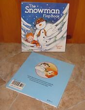 The Snowman Flap Book by Raymond Briggs