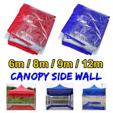 Sun Shade Side Walls Gazebo Canopy Tent Camping Shelters Screen Panel   US