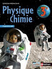 Physique-Chimie 3e (Broché) de Mireille Vignoles - LIVRE