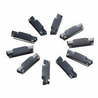 10 x MGMN400-M Wendeschneidplatten für ALU, Stahl oder Edelstahlbearbeitung
