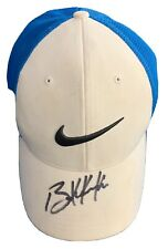 BROOKS KOEPKA Original Signed Autographed NIKE Golf Hat COA Authentic