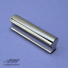 TONEBAR Classic Rail Style SLIDE HAWAIIAN Dobro LapSteel PedalSteel Chrome Brass