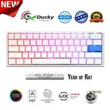 Ducky One 2 Mini RGB Backlight Cherry MX Brown Switch Mechanical Gaming Keyboard