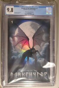 20 Copies Dreams of the Darkchylde #1 DF Holofoil Edition 9.8 CGC Graded