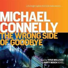 MICHAEL CONNELLY--THE WRONG SIDE OF GOODBYE-10 CD AUDIO BOOK  BRAND  NEW SEALED