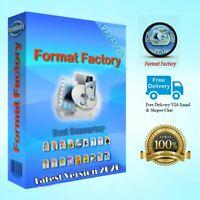 Format Factory Video 📽 Audio🎵 Picture📷 Document📑 PDF Convert Best Converter✔