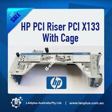 HP PCI-X PCIX Riser Card with Cage 488788-001 4 Proliant DL380 G5 DL385 G2 PCIe
