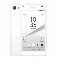 WHITE Sony Ericssion Xperia Z5 COMPACT 23MP LTE 32GB - Unlocked Mobile Phone