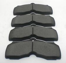 Camaro 1967 - 1968 Front Disc Brake Pad Set w / factory 4 Piston Brakes