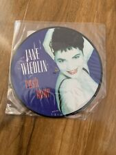 """Jane Wiedlin Rush Hour 7"""" Picture Disc"""