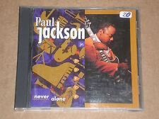 PAUL JACKSON JR. - NEVER ALONE: DUETS - CD