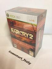 FAR CRY 2 COLLECTOR'S EDITION - XBOX 360 - NUOVO SIGILLATO VERSIONE ITA