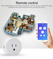WiFi Smart Socket Remote Control eWeLink APP Timing Plug Voice Control Socket z