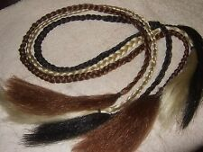 Boba Fett Wookiee Braids Scalps Star Wars Costume**Special Price**