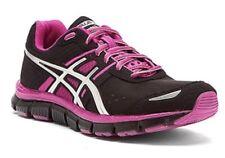 Asics Gel Blur33 Women 7.5 39 Running Shoes Magenta Pink Black Sneakers $179