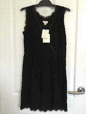 Witchery Black Lace Skirt Size 10