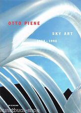 Fachbuch Otto Piene. Sky Art 1968-1996 statt 34,- € SELTENES BUCH NEU OVP
