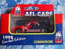 Matchbox AFL Cars - Melbourne Demons Holden Commodore
