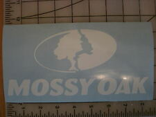 Mossy Oak Decal Window Sticker