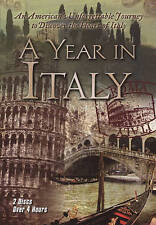 Year in Italy - DVD
