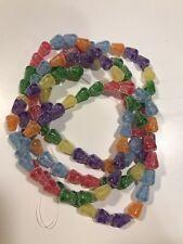 Gum Drops Shaped Garland Sugar COATED TREE XMAS DECOR ORNAMENT GIFT