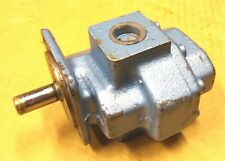 Blackmer Mouvex Hydraulic Pump Unit 14mm Shaft Pg8a 1998 Motor Drive 12 Pipe
