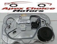 Ford Focus MK2 Hatch 5Dr Window Motor Regulator Front Passenger Left Side NSF