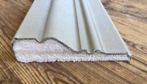 Stucco Centre - Fassadenprofil 20,5 x 5,5cm Leichtbau Styropor Gesims 250-007