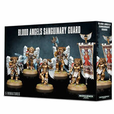 Games Workshop –  Blood Angels Sanguinary Guard – 99120101121 - 41-08