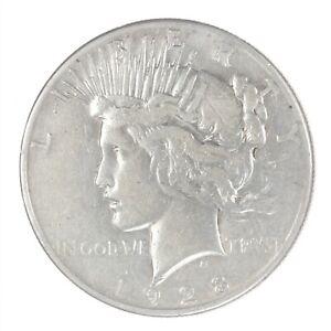1928-S Peace Dollar XF Extra Fine JO/2279