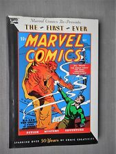 MARVEL COMICS RE-PRESENTS: THE FIRST EVER HARD COVER VO NEUF / NEAR MINT / MINT