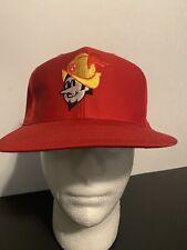 Vintage Albuquerque Dukes SnapBack Hat 1995
