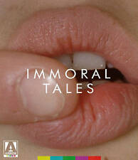 Immoral Tales (2-Disc Special Edition) [Blu-ray + DVD] DVD, Paloma Picasso, Lisa