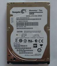 "500GB Internal laptop HDD 2.5"" 7mm Seagate ST500LT012"