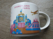 Starbucks Tasse Disneyland Paris SKU Mug YAH 414ml NEU OVP Rarität 14oz Disney