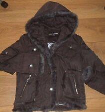 CHRISTIAN DIOR marron veste manteau taille M