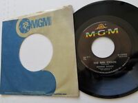 RONNIE SAVOY - And The Heavens Cried / The Big Chain 1960 NORTHERN SOUL R&B mgm