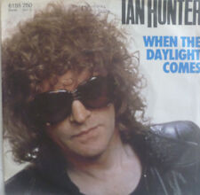 "7"" 1979 GERMAN PRESS RARE! Ian Hunter: when the daylight comes/MINT -? \"