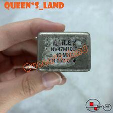 On Sale Bliley Nv47m1008 10mhz 5v Sc Cut Square Wave Ocxo Crystal Oscillator