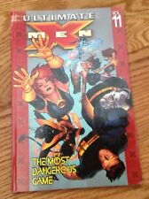 NEW ! Marvel Graphic Novel Ultimate X-Men Vol. 11 - The Most Dangerous Game