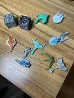 Galoob Micro Machines Star Trek - 11 Ship - Lot
