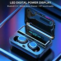 Bluetooth 5.0 TWS Wireless Earphones Mini Stereo Headphones Earbuds Headphones