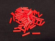 1000 x Silicone Tube 0.5mm ID x 3mm OD X 13mm L, powder coating, anodising