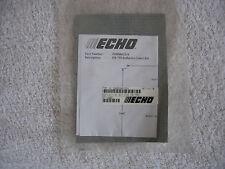 New Old Stock Genuine Echo Part 99988801534 Pb-755 Reflective Label Kit