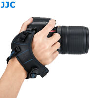 JJC HS Pro Genuine Leather Hand Strap Grip for Canon 6D 5D Mark III II 7D 6D