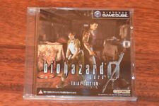 BIOHAZARD ZERO TRIAL EDITION  NTSC-J   JP JAP  GAMECUBE  NFS Resident Evil 0